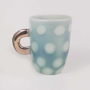 Kubeczek do kawy AQUARELL – zielony